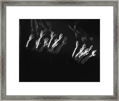 Outstretched Arms Framed Print by H. Armstrong Roberts
