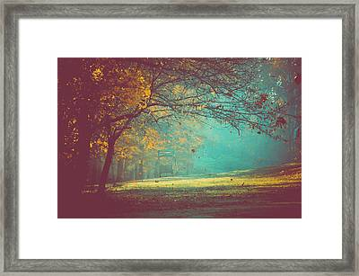 Framed Print featuring the photograph Painted Sunrise by Michelle Wermuth