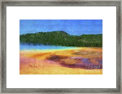 Painting #5 Framed Print