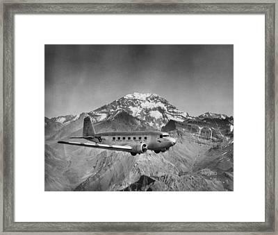 Pan Am Grace Framed Print by Hulton Archive