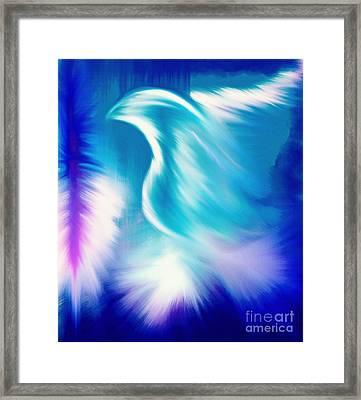 Paraclete Framed Print