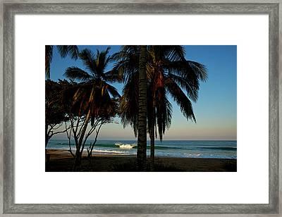 Paraiso Framed Print