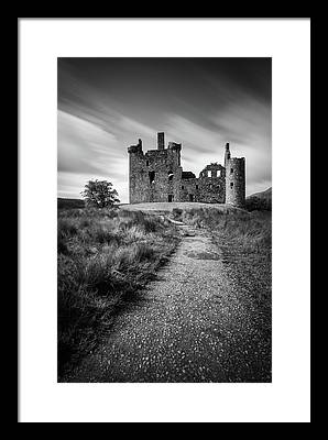Scottish Castles Framed Prints