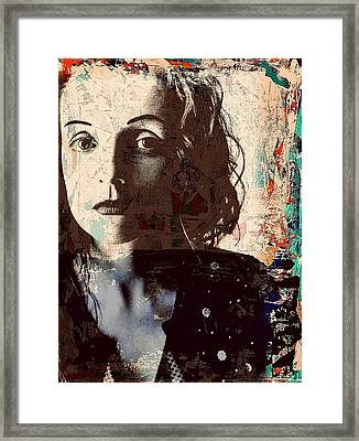 Patty Griffin Framed Print