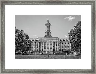 Penn State Old Main  Framed Print