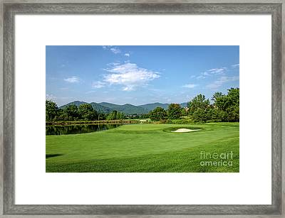 Perfect Summer Day Framed Print