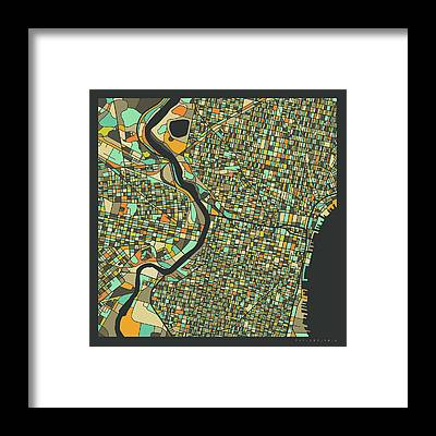 Pennsylvania Framed Prints