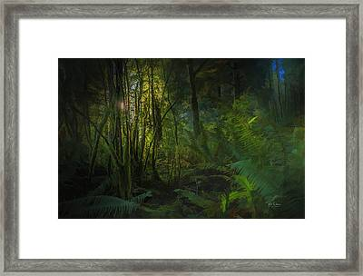 Framed Print featuring the photograph Photo Painting by Bill Posner