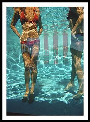 Underwater Framed Prints