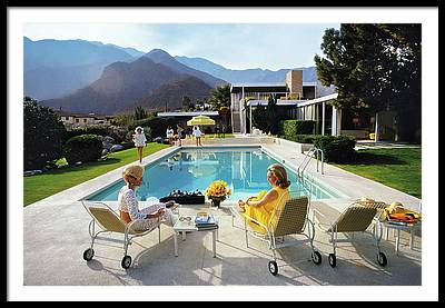 The Complete Slim Aarons Collection - Framed Art Prints