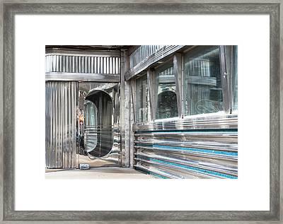 Portal - Framed Print
