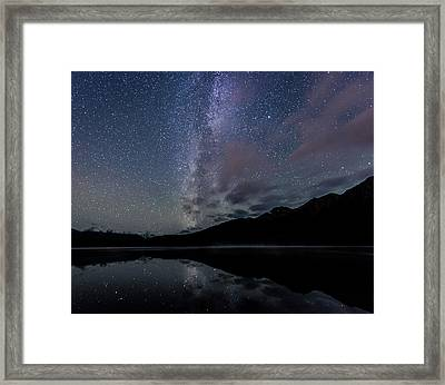 Power Of The Pyramid Framed Print