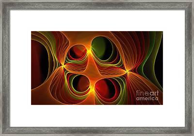 Praetoria Vx Framed Print