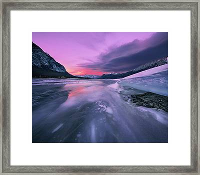 Preachers Point Framed Print