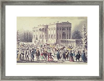 Presidents Levee Framed Print by Fotosearch