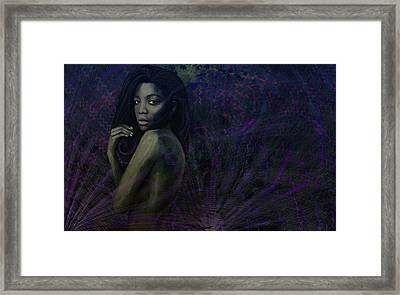Preta Framed Print
