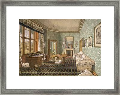 Princes Retreat Framed Print by Hulton Archive