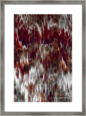Psalm 34 18. A Contrite Spirit Framed Print
