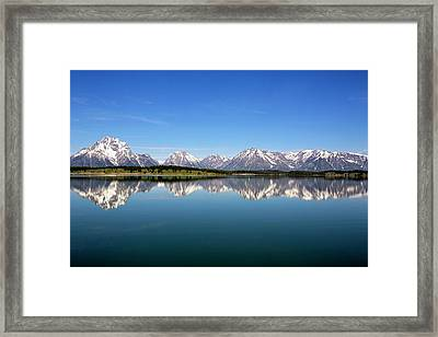 Framed Print featuring the photograph Purple Mountains Majesty by Sue Collura