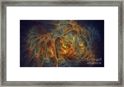 Quantum Beasties Framed Print