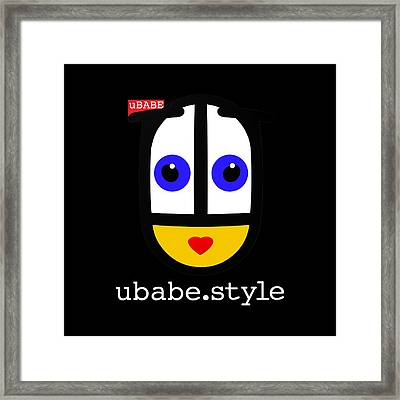 Queen Of Style Framed Print