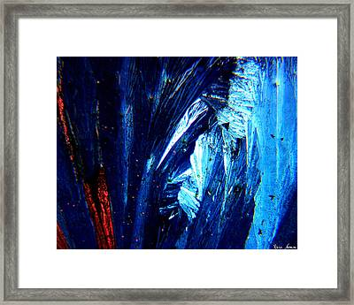 Quenching The Desire Framed Print