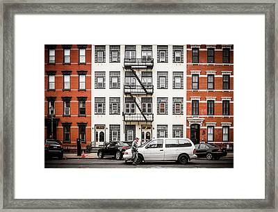 Quick Delivery Framed Print