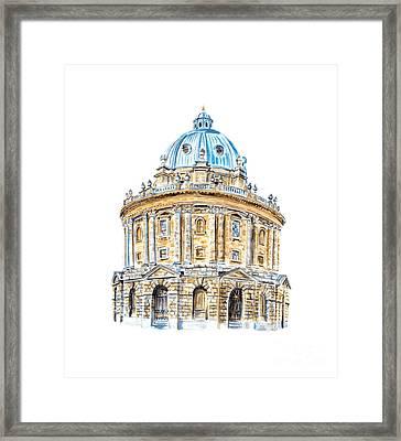 Radcliffe Camera Framed Print