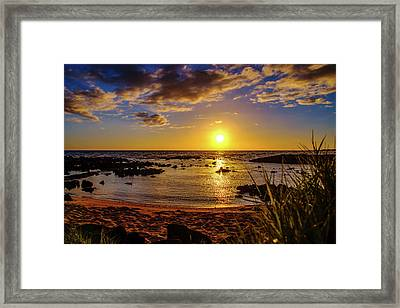 Rainbow Creator Framed Print