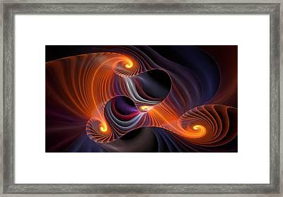 Rainbow Symphony-2 Framed Print