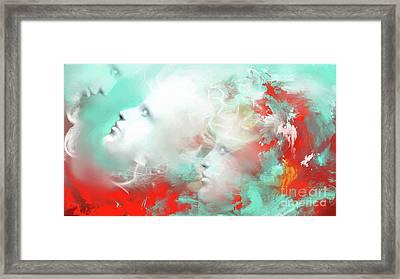Reconnect Framed Print