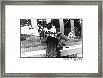 Framed Print featuring the photograph Reflection by Patricia Youngquist