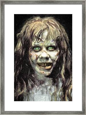 Regan Macneil Framed Print