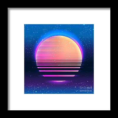 Indie Framed Prints