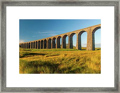 Ribblehead Viaduct Framed Print by David Ross