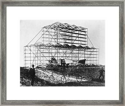 Roshon Multiplane Framed Print by Hulton Archive