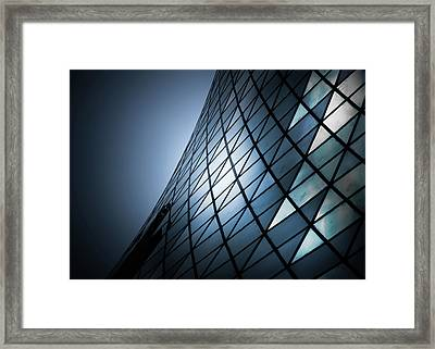 Framed Print featuring the photograph Roy Thomson Hall Toronto Canada No 2 by Brian Carson