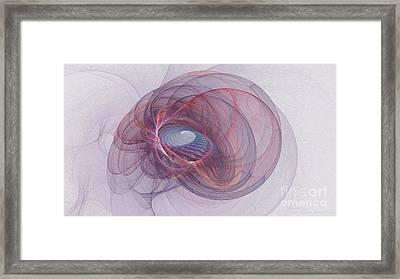 Rumba Dance Framed Print