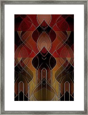 Russian Royalty Framed Print