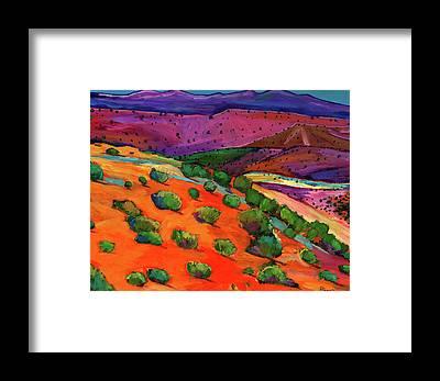Ranch Framed Prints