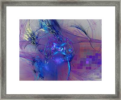 Sanapia Framed Print
