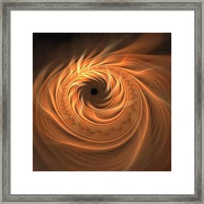 Sands Of Shallazar Framed Print