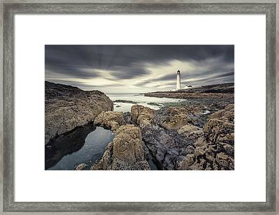 Scurdie Ness 1 Framed Print