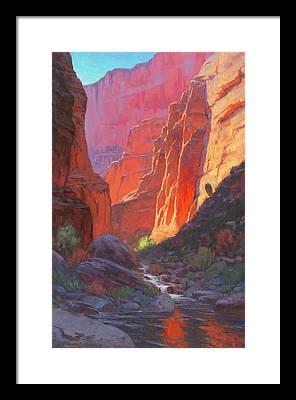Arizona Framed Prints