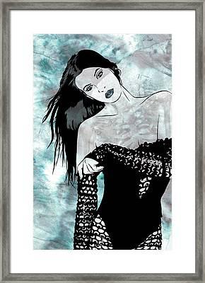 Sheer Framed Print