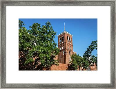 Sibley Mill Augusta Ga Framed Print