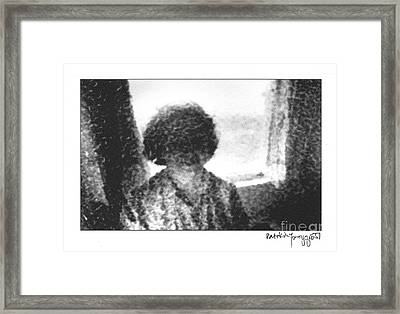 Framed Print featuring the photograph Sophia by Patricia Youngquist