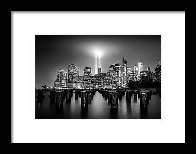 9-11 Framed Prints