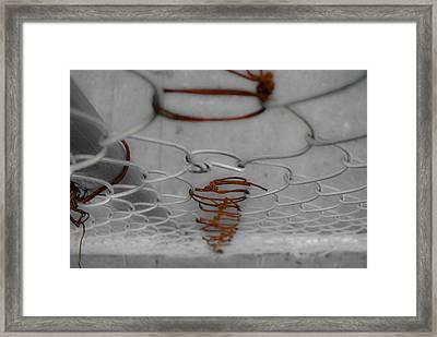 Splice Framed Print