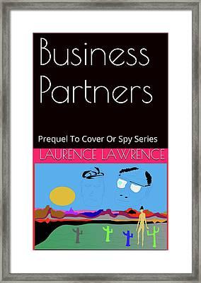 Spy 00 Prequel Framed Print
